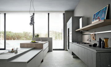 Кухня LAMINA  -  Record Cucine system collection-23