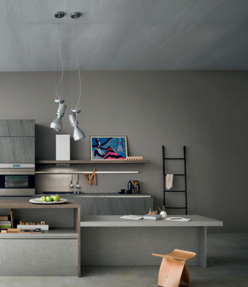 Кухня LAMINA  -  Record Cucine system collection-10