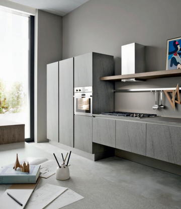 Кухня LAMINA  -  Record Cucine system collection-11