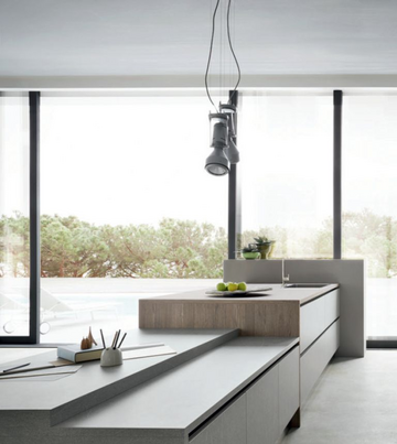 Кухня LAMINA  -  Record Cucine system collection-12