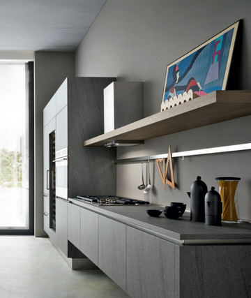 Кухня LAMINA  -  Record Cucine system collection-13