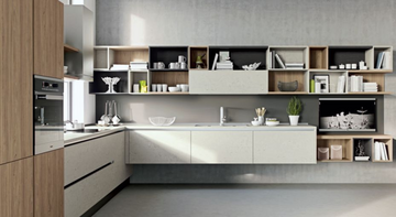 Кухня LAMINA  -  Record Cucine system collection-24