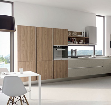 Кухня LAMINA  -  Record Cucine system collection-15