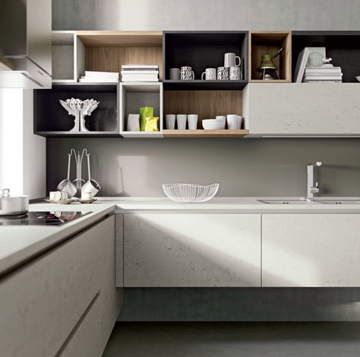 Кухня LAMINA  -  Record Cucine system collection-17