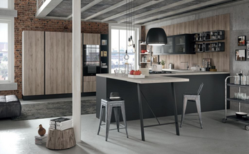Кухня  URBAN  -  Record Cucine system collection-16