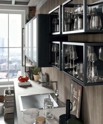 Кухня  URBAN  -  Record Cucine system collection-0