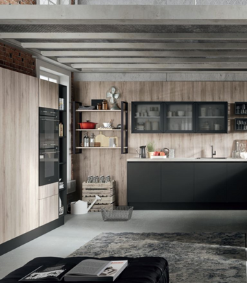 Кухня  URBAN  -  Record Cucine system collection-1