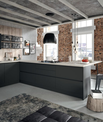 Кухня  URBAN  -  Record Cucine system collection-3