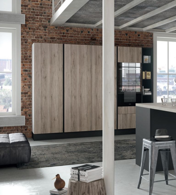 Кухня  URBAN  -  Record Cucine system collection-5