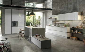Кухня  URBAN  -  Record Cucine system collection-18
