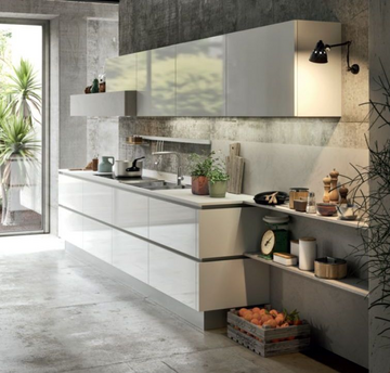 Кухня  URBAN  -  Record Cucine system collection-8