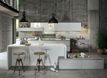 Кухня  URBAN  -  Record Cucine system collection-9