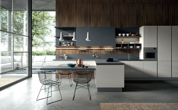 Кухня  URBAN  -  Record Cucine system collection-15