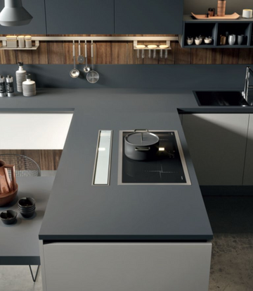 Кухня  URBAN  -  Record Cucine system collection-11