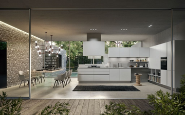 Кухня  URBAN  -  Record Cucine system collection-20