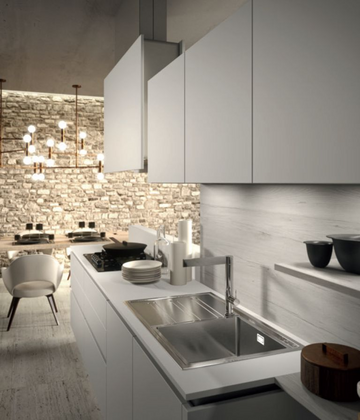 Кухня  URBAN  -  Record Cucine system collection-12
