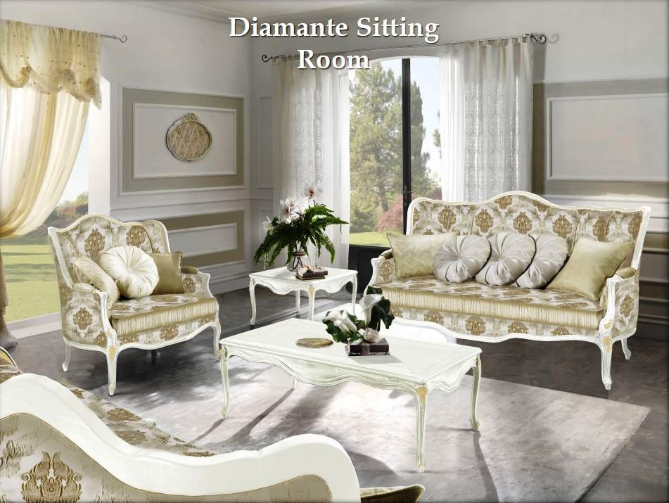 Гостиная DIAMANTE laccato