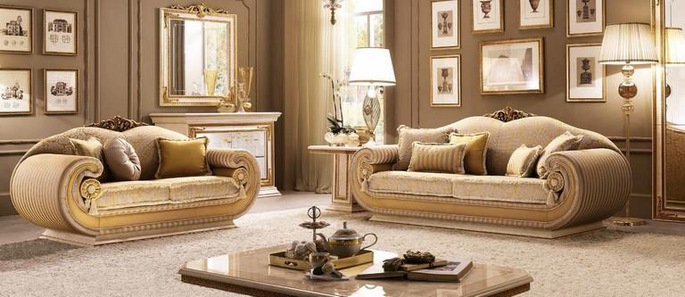 итальянская мягкая мебель фото